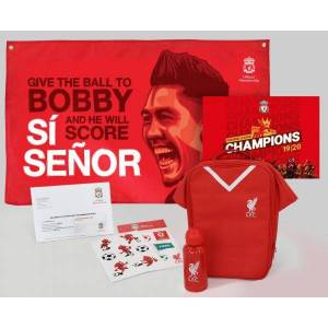 Liverpool FC LFC Official Mighty Red Membership  - Size: O