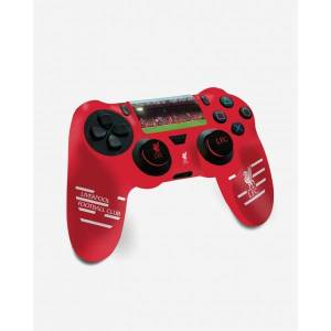Liverpool FC LFC Silicon PS4 Controller Skin  - Black - Size: O