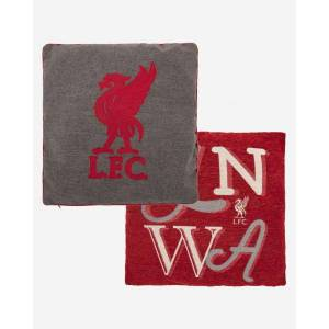 Liverpool FC LFC 2 Pack Cushion Covers  - Size: O