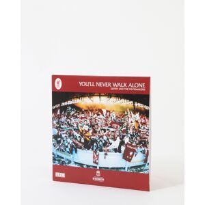 Liverpool FC LFC You'll Never Walk Alone 7 inch Vinyl Record  - Red,White,Black - Size: O