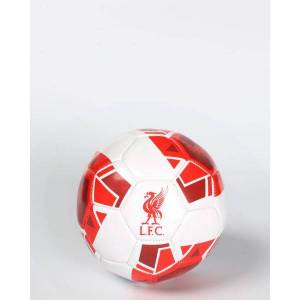 Liverpool FC LFC Red & White Size 1 Ball  - Red - Size: O
