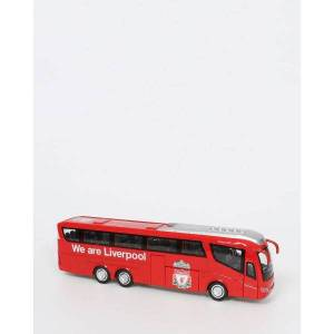 Liverpool FC LFC Team Bus  - Red - Size: O