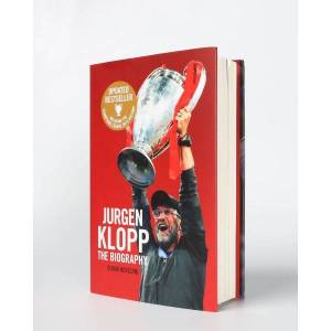 Liverpool FC LFC Jurgen The Biography (Updated)  - Size: O