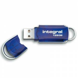 Integral 128GB Courier USB Flash Drive