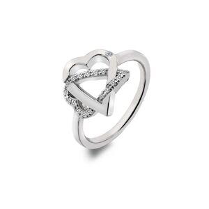 Hot Diamonds Adorable Ring DR203 Size Q Size: Size Q