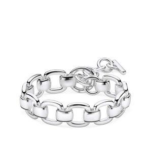 Thomas Sabo Sterling Silver Thomas Sabo Heritage Curb Chain Bracelet A