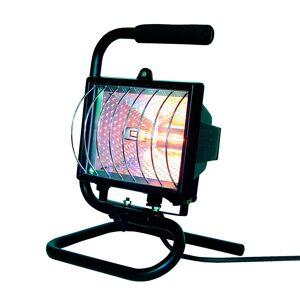 Smartwares Robust Elro halogen spotlight with a handle