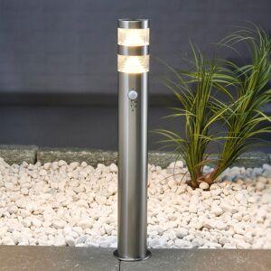 Lindby Lanea motion sensor pathway light with LED 60cm