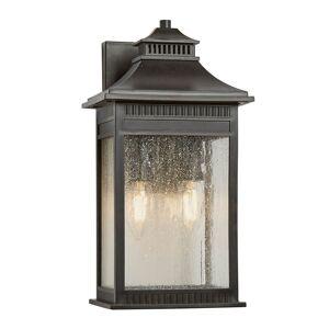 QUOIZEL Livingston medium - robust outdoor wall lamp