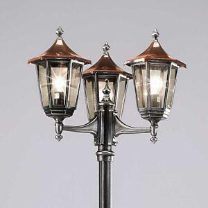 Orion Exquisite three-bulb post light Antoine