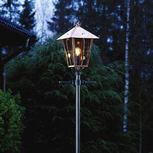 Konstmide Large post light Fenix in copper