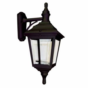 Elstead Hanging outdoor wall lamp Kerry for the coast
