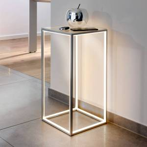 Sompex Illuminated side table Delux 60 cm high