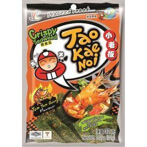 Tao Kae Noi Crispy Seaweed Tom Yum Goong Flavor 32g Tom Yum Goong Flavor - 32g