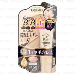 SANA - Pore Putty Pate Essence BB Cream Moist Lift SPF 50+ PA++++ 33g Natural