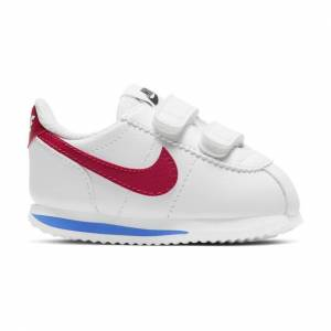 Nike Cortez - Baby Shoes  - White - Size: 25