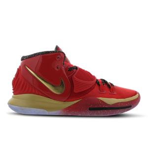 Nike Kyrie 6 - Men Shoes  - Beige - Size: 40