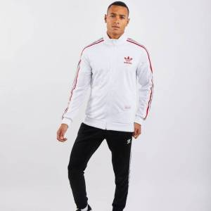 adidas Chile 20 - Men Track Tops  - White - Size: Medium