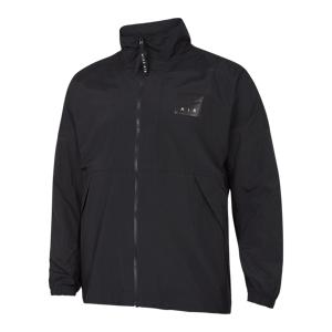Nike Air Varsity Woven - Men Jackets  - Black - Size: Large