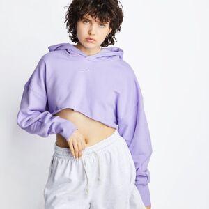 Reebok Cardi B Crew Neck - Women Sweatshirts - Purple - 98% Cotton, 2% Elastane - Size S - Foot Locker  - Purple - Size: Small