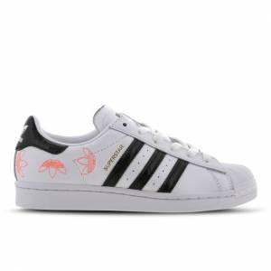 adidas Superstar - Women Shoes  - White - Size: 41 1/3