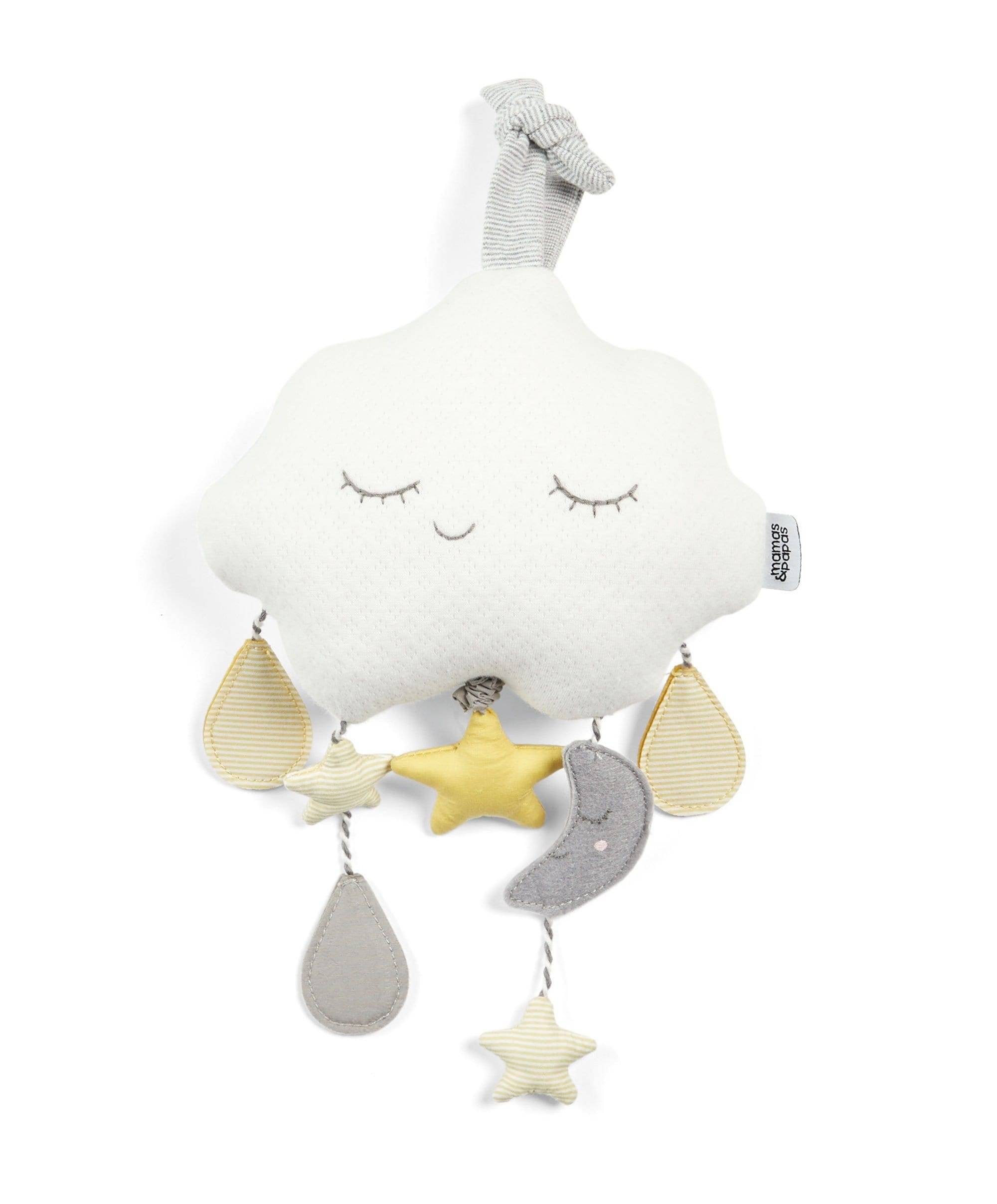 Mamas & Papas Musical Baby Toy - Dream Upon A Cloud