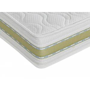 "Relaxsan Waterlattex Vision Deluxe Mattress - Small Double (4' x 6'3"")"