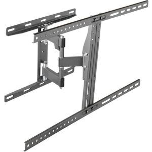 "VIVANCO BFMO6560 Full Motion XXL Wall Bracket for up to 85"" TVs"
