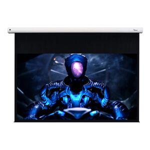 "Optoma DE9092EGA 92"" Diagonal 16:9 Electric Projector Screen"