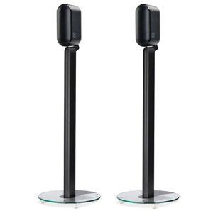 Q Acoustics Q7000STB Q7000 Series Speaker Stands (Pair) Gloss Black