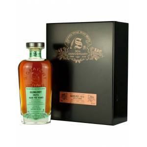 Glenlivet 45 Year Old 1973 Signatory 30th Anniversary