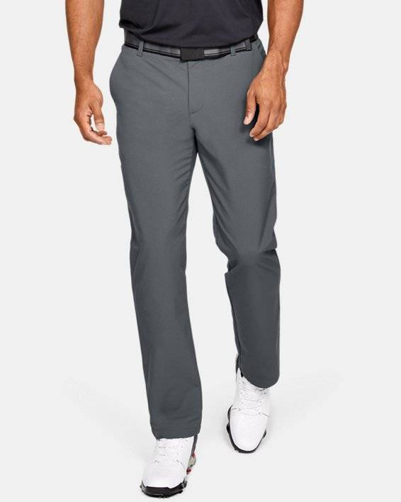Under Armour Men's UA EU Performance Pants  - Gray - Size: 32/32