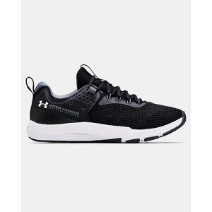 Under Armour Men's UA Charged Focus Training Shoes  - Black - Size: 6.5