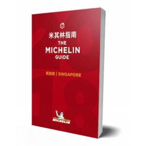 Singapore 2018 - The Michelin Guide