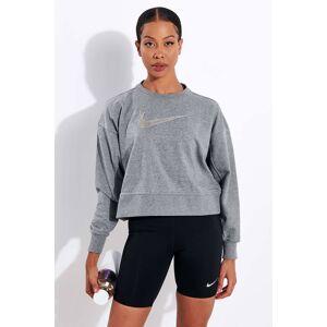 Nike Swoosh Training Crew - Grey - XS