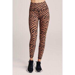 Varley Century Legging - Clay Zebra - XS Multicolour