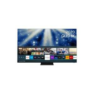 "QE75Q900TS 75"" HDR4000 8K HD QLED Smart TV - Bixby"