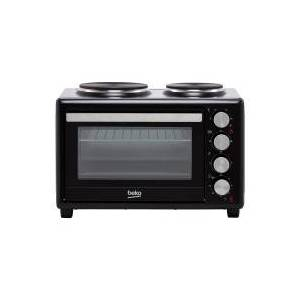 MSH28B Mini Oven with Double Hob