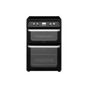 Ultima HUI614K Electric Cooker with Induction Hob