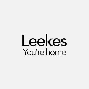 Croydex Geo Mosaic Shower Curtain, Blue