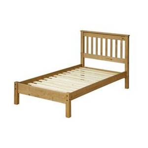 Core Products Connor Double Slatted Bedframe