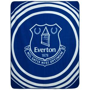 Club Branded Everton Pulse Fleece Blanket