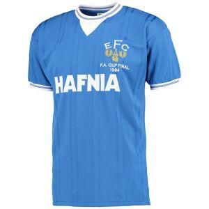 Club Branded Everton 1984 FA Cup Final Shirt
