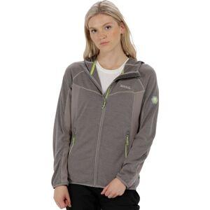Size:  20-   Regatta Womens/Ladies Willowbrook Full Zip Hooded Fleece Casual Jacket UK Size 20 - Chest 45' (114cm)