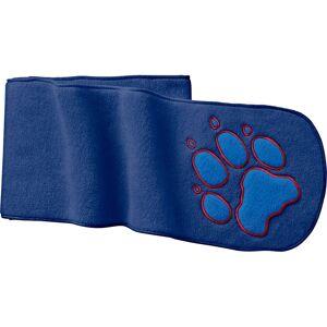 Size:  ONE-   Jack Wolfskin Boys & Girls Warm Everyday Winter Paw Print Scarf One Size