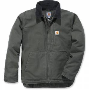 Size:   Small -   Carhartt Mens Armstrong Full Swing Duck Fleece Lined Jacket S - Chest 34-36' (86-91cm)