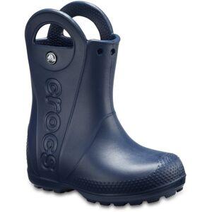 Crocs Size:  2-   Crocs Boys & Girls Handle It Rain Waterproof Wellies Wellington Boots UK Size 2 (EU 33/34)