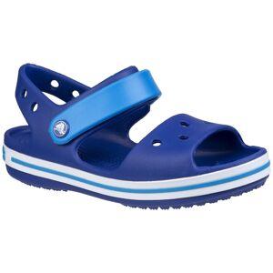 Crocs Size:  13-   Crocs Girls/Boys Crocband Moulded Croslite Ankle Strap Fastening Sandal UK Size 13 (EU 30/31)