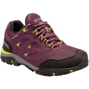 Size:  13-   Regatta Boys & Girls Holcombe Low Isotex Waterproof Walking Shoes UK Size 13 (EU 32)