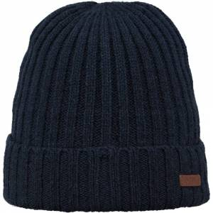 Size:  ONE-   Barts Mens Haakon Turnup Warn Soft Knitted Walking Beanie Hat One Size